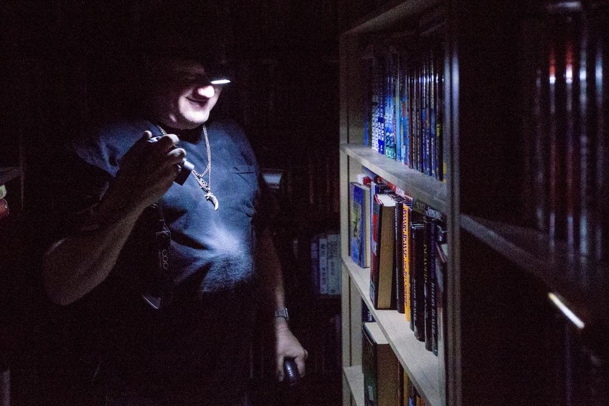 investigators get a glimpse into the spirit world living