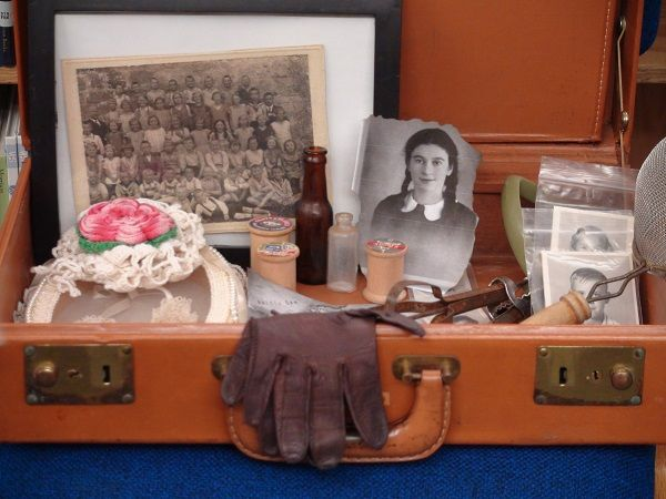 A suitcase of memories