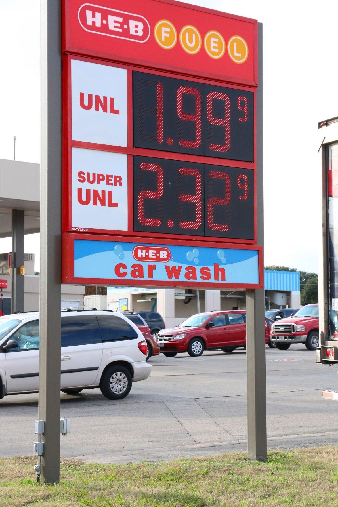 Cheap gas a mixed blessing for texas texas kdhnews cheap gas a mixed blessing for texas solutioingenieria Choice Image