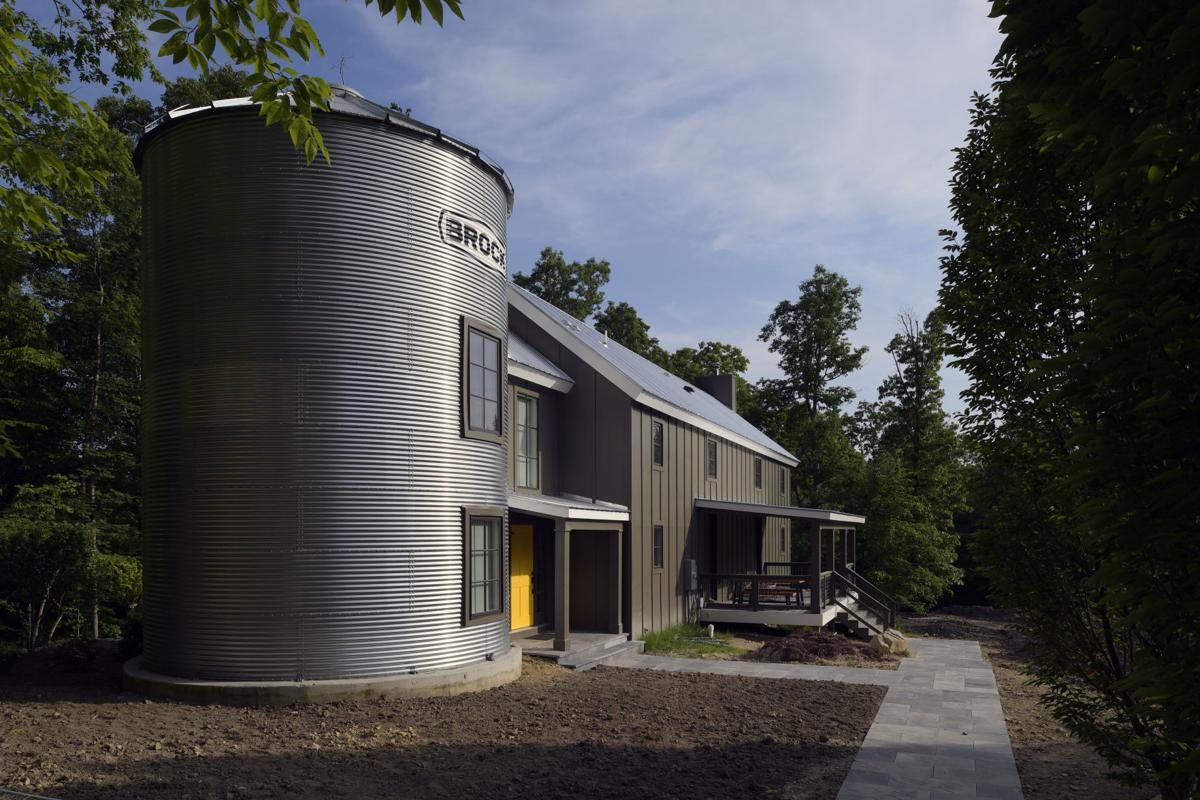 Design Silo House family enjoys life in a silo house at home kdhnews com design 01bff306 2e7a 11e6 9de3 6e6e7a14000c jpg