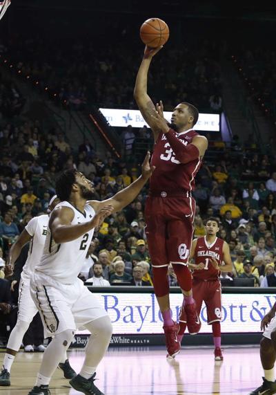 Oklahoma forward TaShawn Thomas