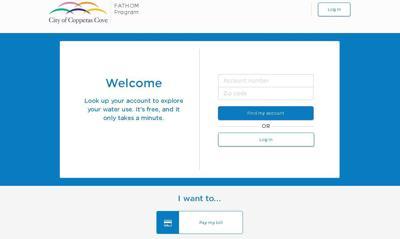 Fathom website