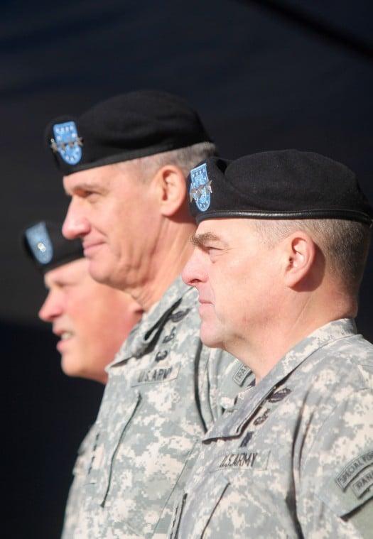 Assumption of Command Ceremony