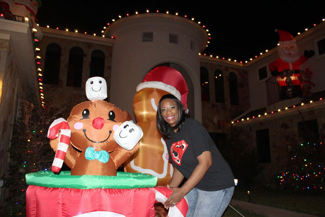 Killeen holiday decorating contest