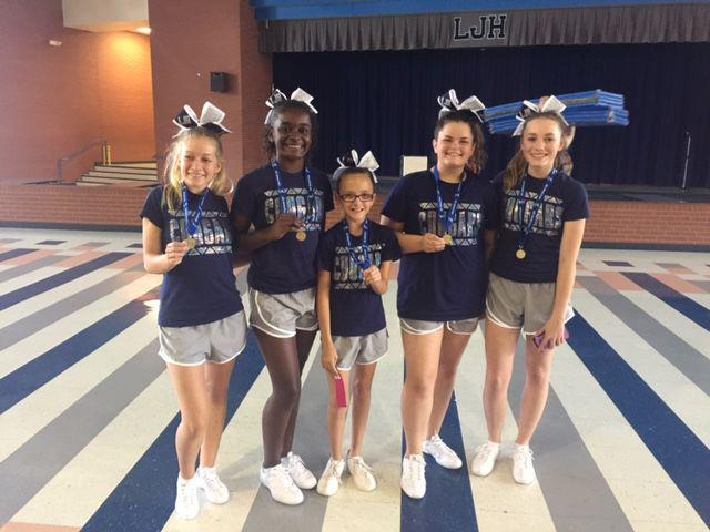 Teen cheerleader vs black football player - 5 5