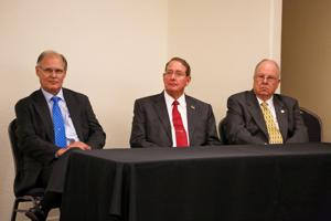 Heights Chamber political forum