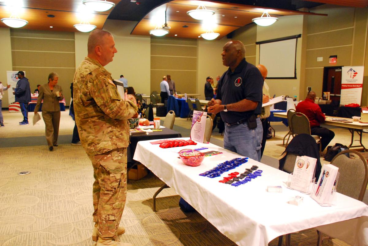 Veterans Benefits Expo at Central Texas College