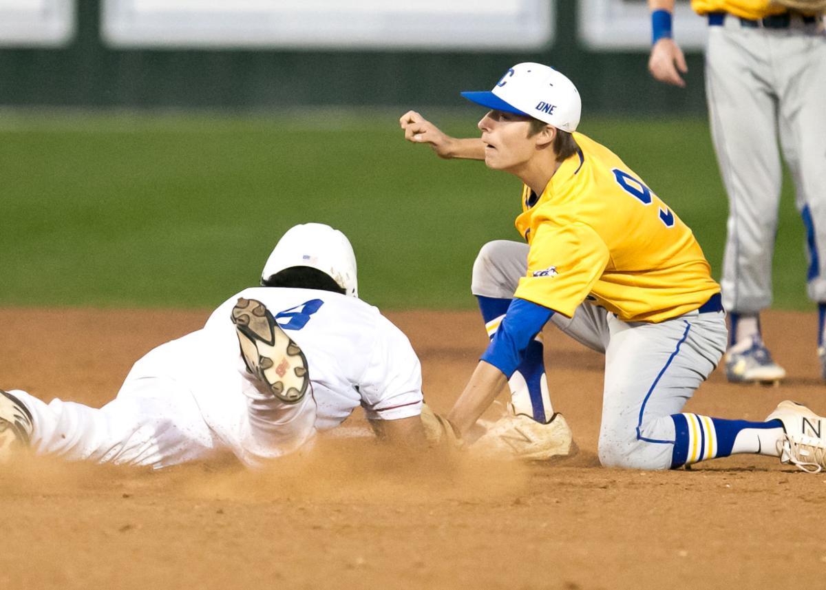 Copperas Cove vs Waco Midway Baseball