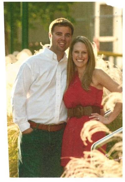 Jennifer Mae Clark and Kenneth Ryan Wade