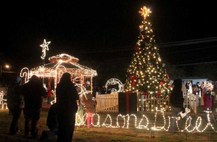Copperas Cove Tree Lighting Ceremony