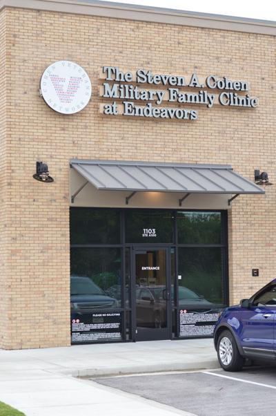 Steven A. Cohen Military Family Clinic at Endeavors