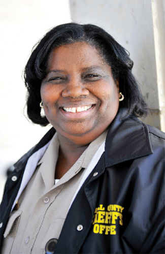 Lt. Mary Farley runs Bell County Jail by nurturing, disciplining inmates
