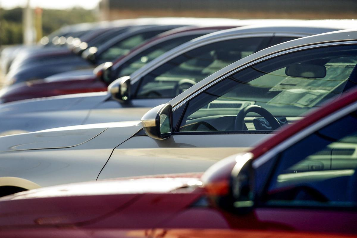 A down year: Low auto sales par for the course, data show | Business ...