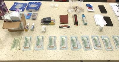 Police: Man found with heroin, meth and cash at Killeen airport