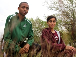All-Area Cross Country: Coming & Going