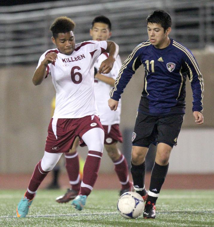 Killeen vs Stony Point Boys Soccer
