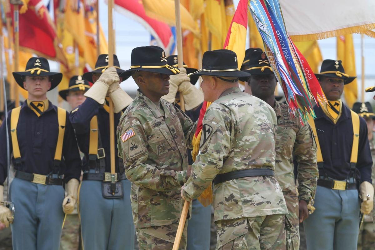 New Command Sergeant Major Joins First Team Military
