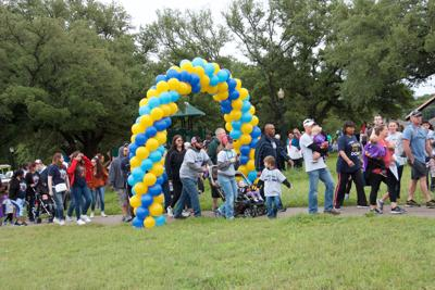 Great Strides walk