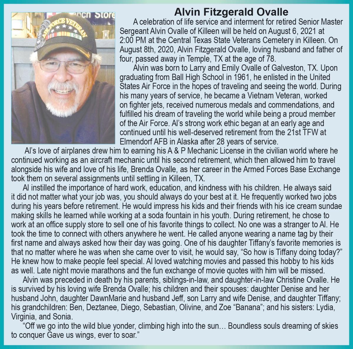 Alvin Fitzgerald Ovalle