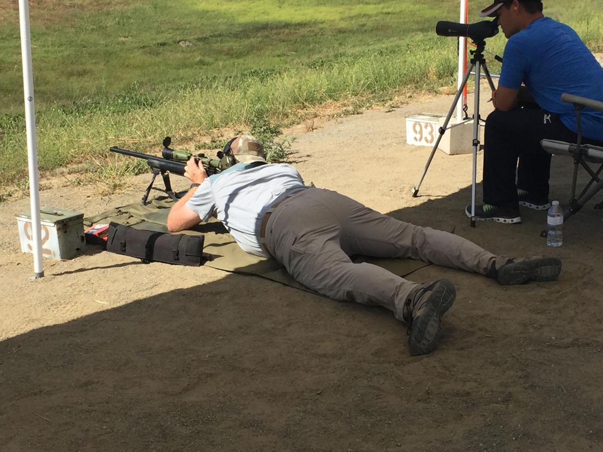 Rifle competition