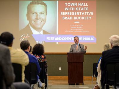 Brad Buckley Town Hall