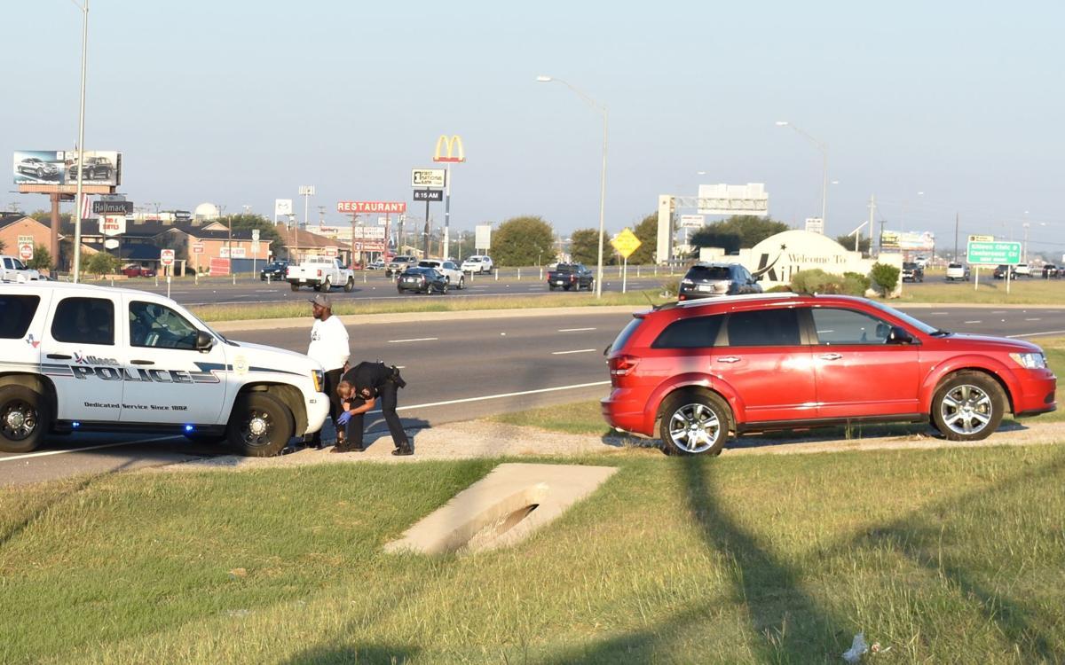 KPD arrests stolen vehicle suspect