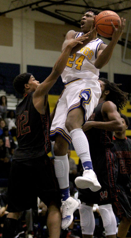 Harker Heights vs Copperas Cove Boys Basketball