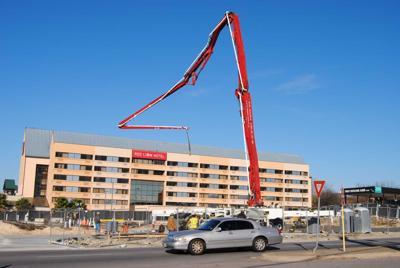 Bank Construction