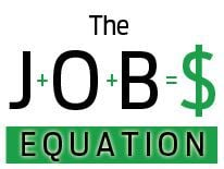 Jobs equation 1
