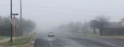 Killeen fog