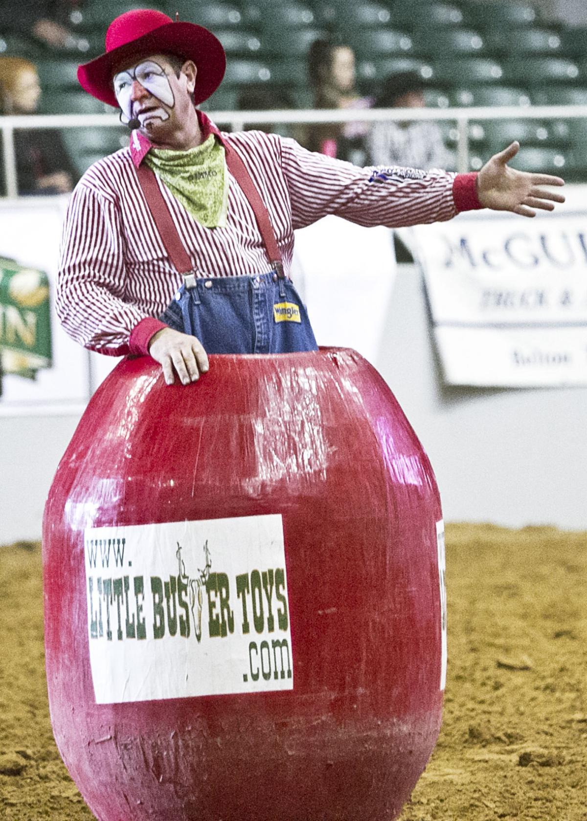 Rodeo Clown Is Bullish On Laughter News Kdhnews Com