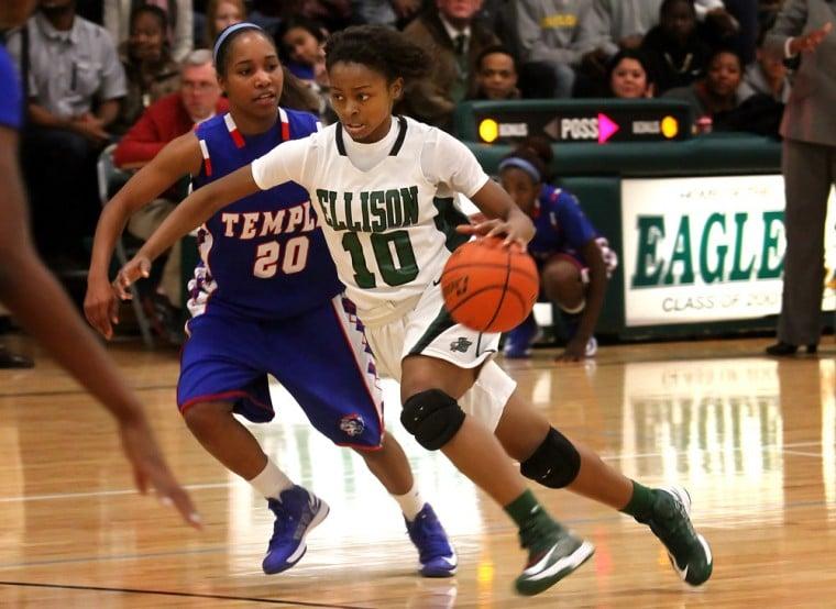 Girls Basketball: Ellison v. Temple