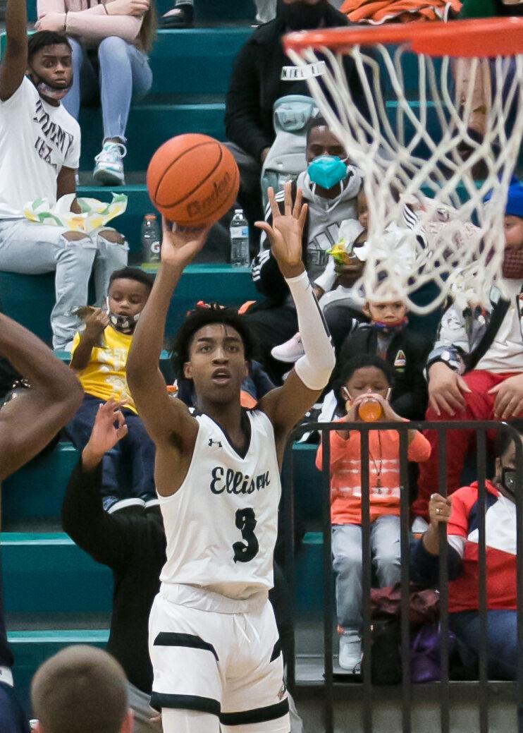 Bryan at Ellison Boys Basketball