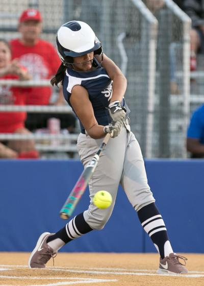 Shoemaker at Waco Softball
