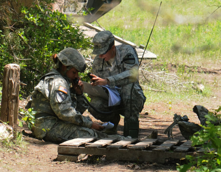Combat medic seeks badge, recognition despite failed attempts