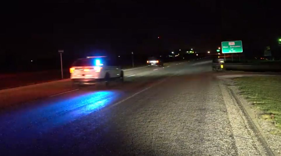 KPD police chase