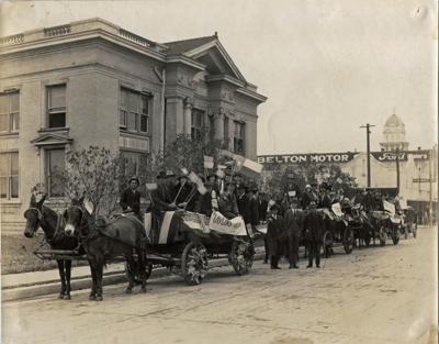 Belton parade