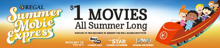 $1 Regal Movies