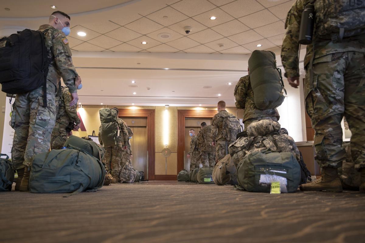 Fort Hood Troops Help Supply Lines Move Along In Detroit Coronavirus Kdhnews Com