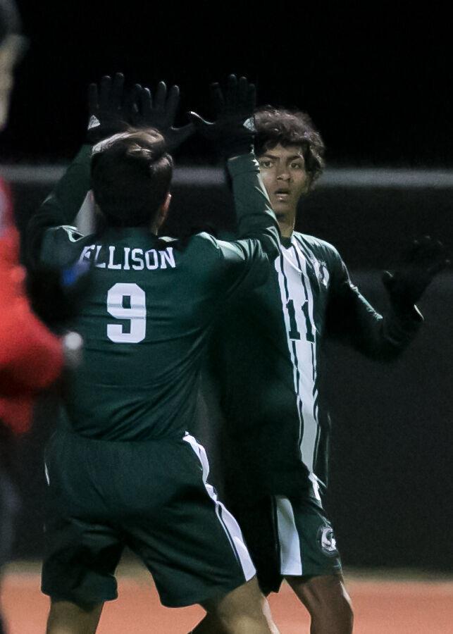 Killeen at Ellison Boys Soccer