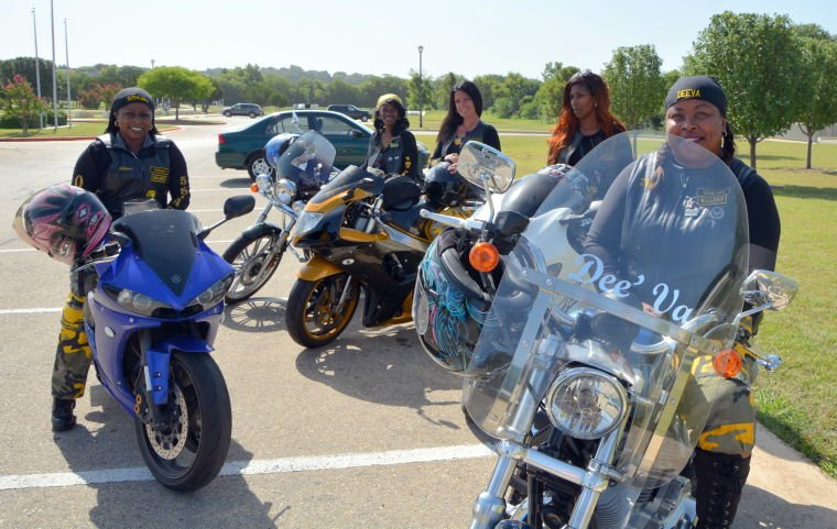 Caramel Curves MC: Queens of the Bayou | Black Girls Ride ...  |Queens Motorcycle Clubs