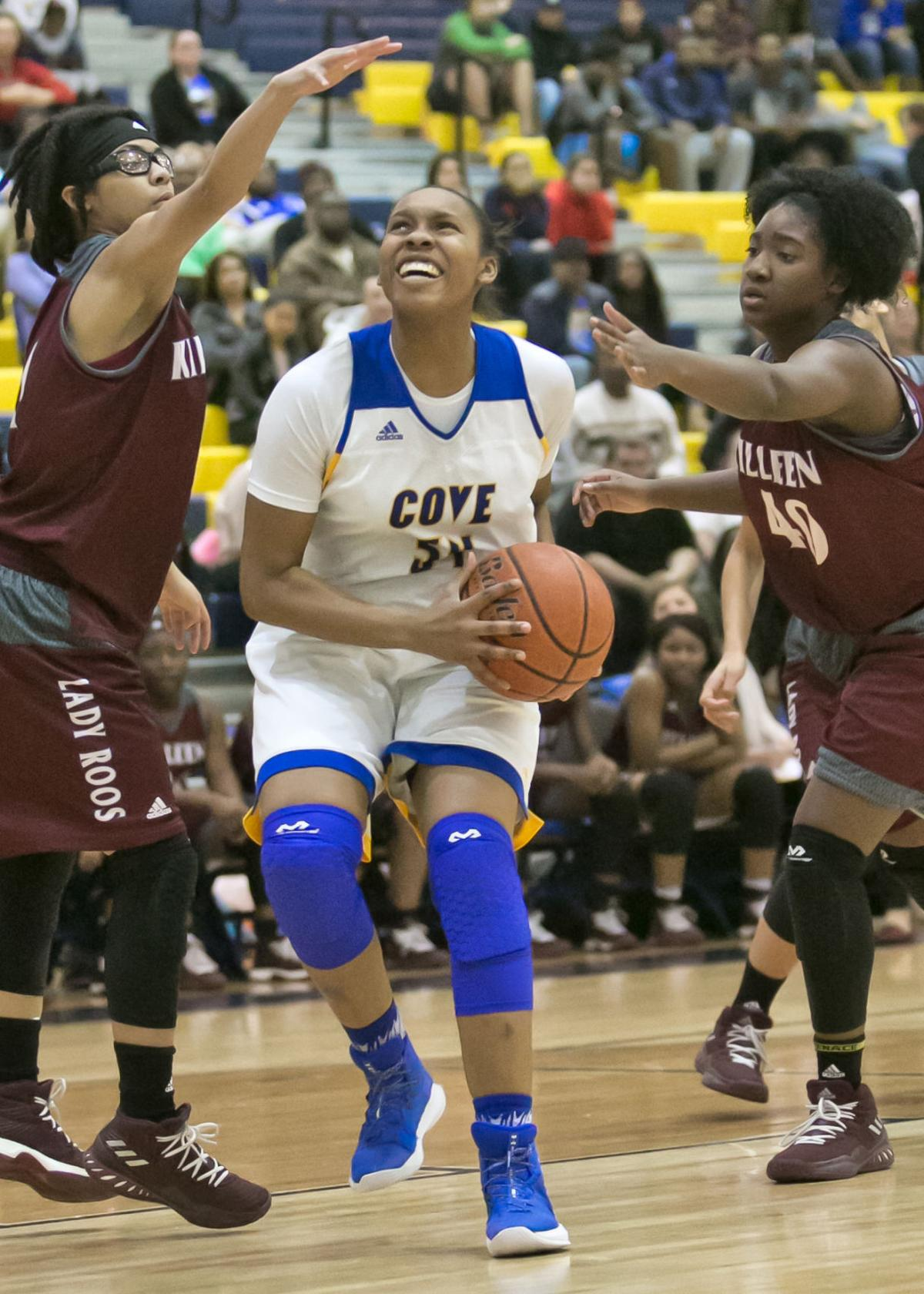 Killeen at Copperas Cove Girls Basketball