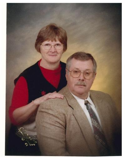 Norma and Jim Butler
