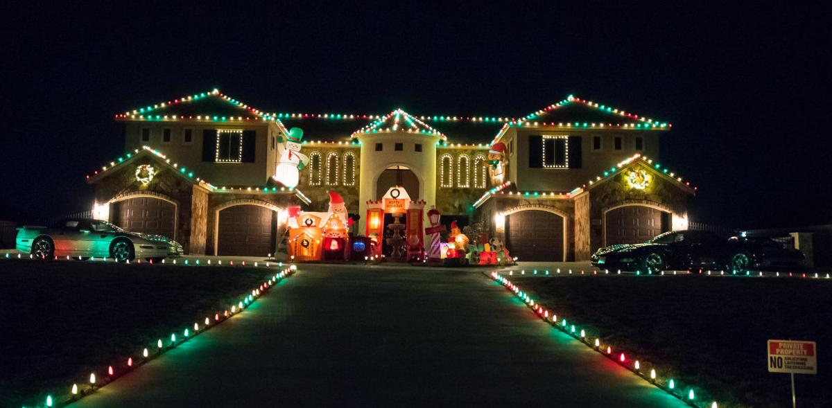 Your guide to holiday light displays in the Killeen area