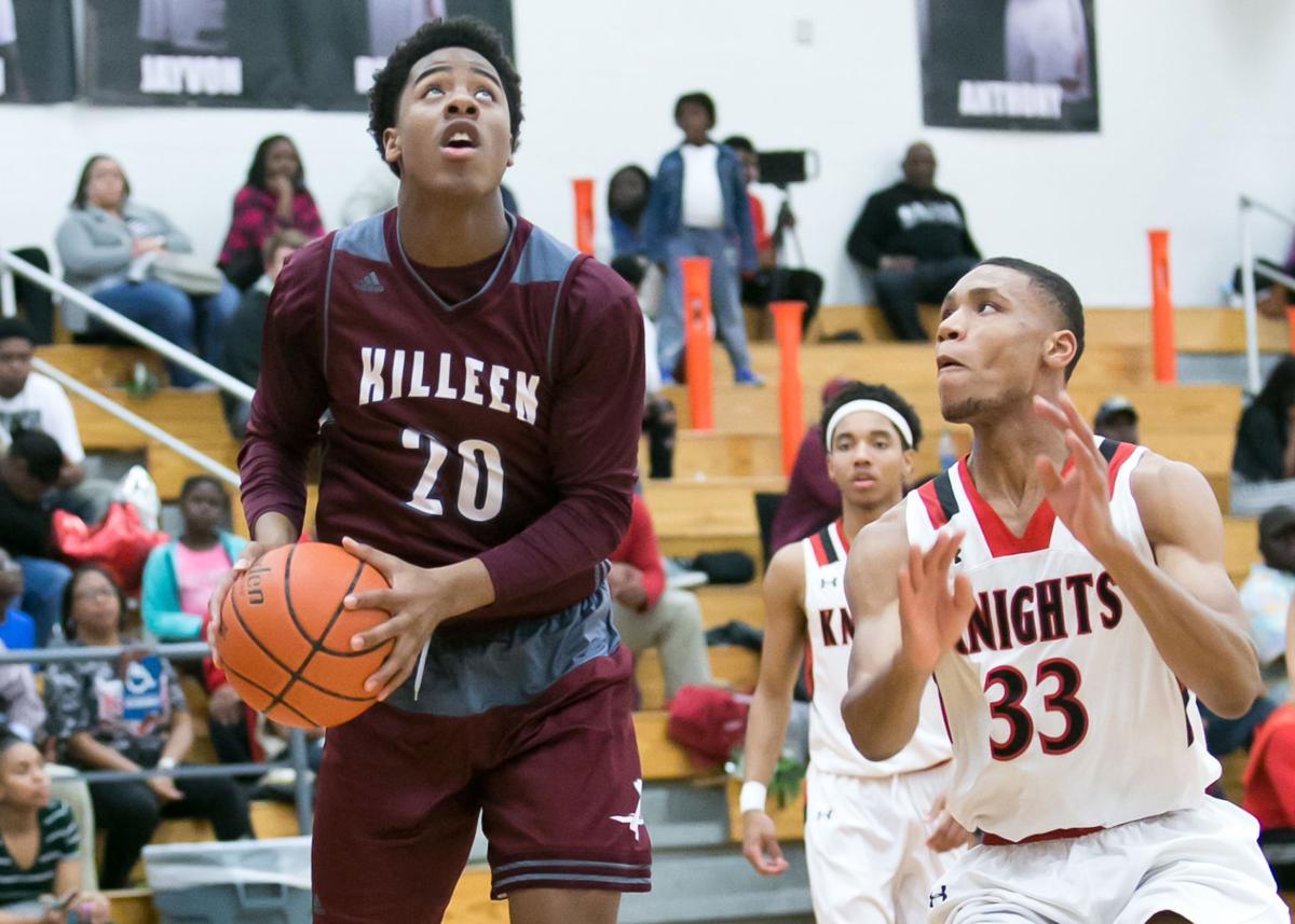 Killeen @ Harker Heights Boys Basketball