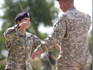 Zumwalt assumes 48th Chemical Brigade command