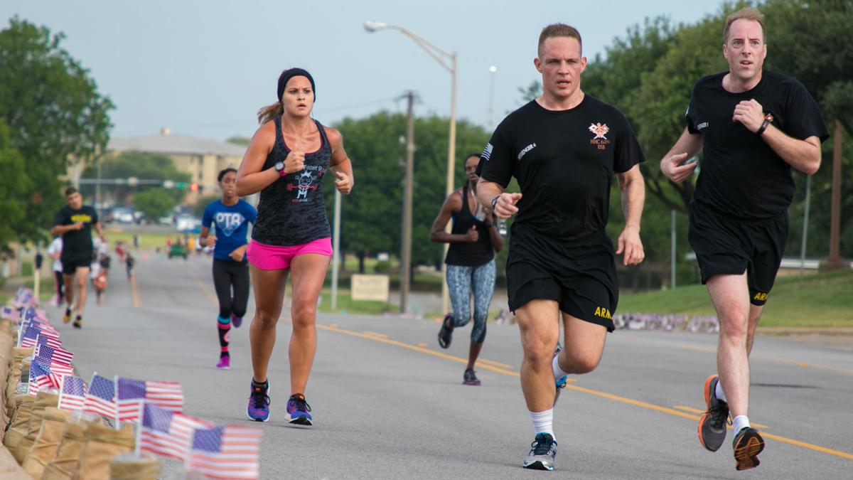 Fort Hood hosting Run/Walk for Remembrance on Saturday