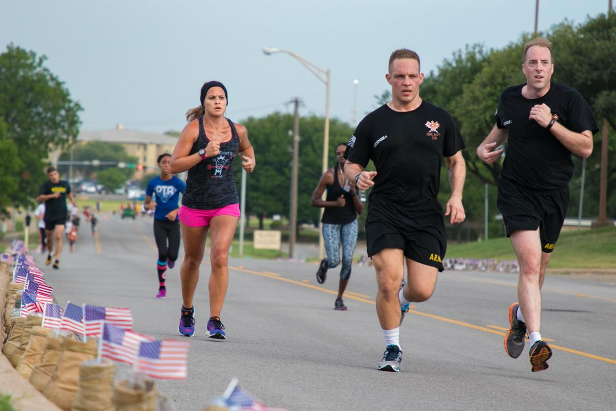 Fort Hood Remembrance Run