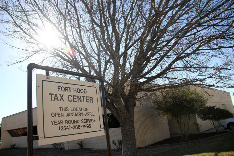 Fort Hood Tax Center