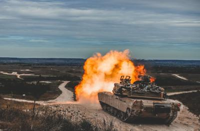 Live-fire training